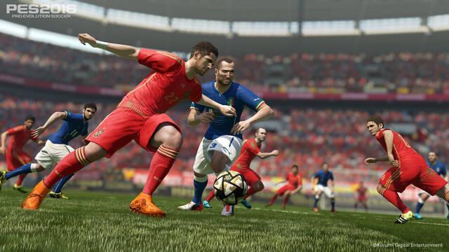Pro Evolution Soccer 2016 recibirá contenido descargable gratuito para la próxima Eurocopa