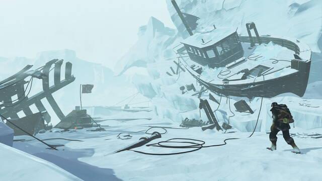Tráiler de lanzamiento de Edge of Nowhere de Insomniac Games