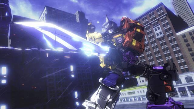 Los juegos de Transformers desaparecen de la distribución digital