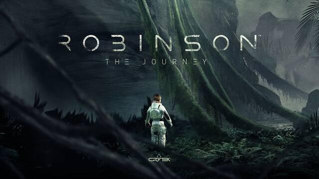 Nuevo tráiler de Robinson: The Journey