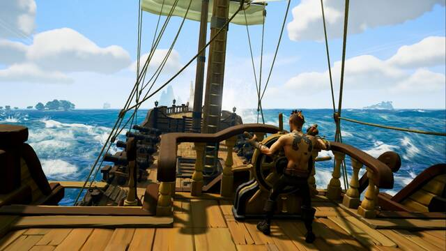 Sea of Thieves llegará en 2017 a Xbox One y PC