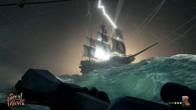 Sea of Thieves presenta nuevas imágenes