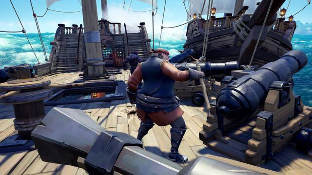 Rare desactiva temporalmente las tripulaciones privadas en Sea of Thieves