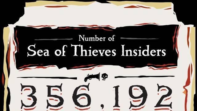 Microsoft desvela los principales datos de las pruebas alfa de Sea of Thieves