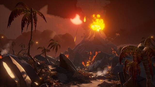 El DLC gratuito Forsaken Shore de Sea of Thieves se retrasa a finales de mes