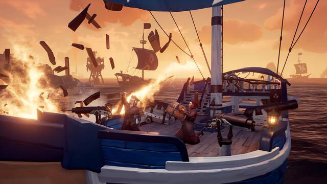 Sea of Thieves: Arranca su primera temporada y añade un modo a 120 fps en Xbox Series X