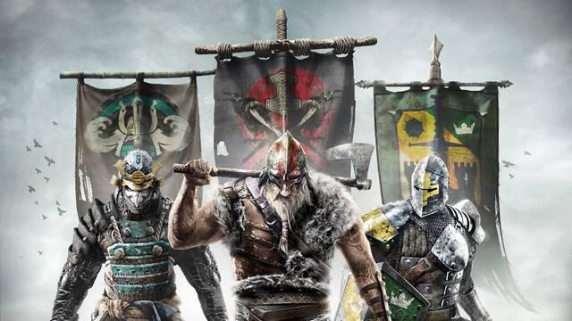 Ubisoft presenta un adelanto de For Honor