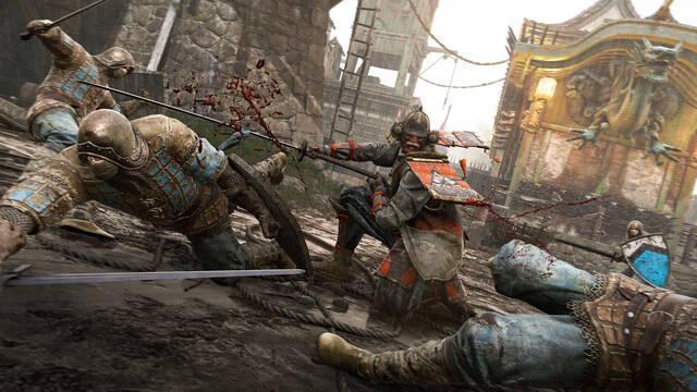 La brutalidad de For Honor está disponible gratis en PC hasta el 27 de agosto