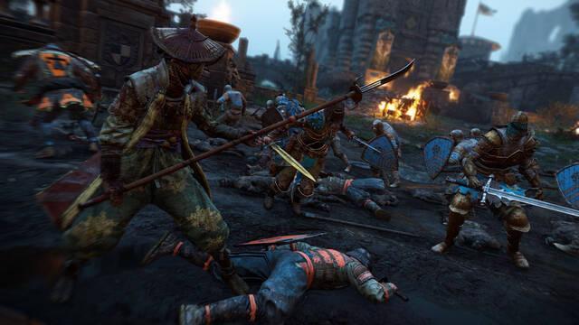 Ubisoft hará nuevos anuncios relacionados con For Honor en el E3