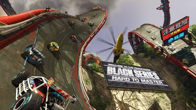 Trackmania Turbo será compatible con Oculus Rift y PlayStation VR