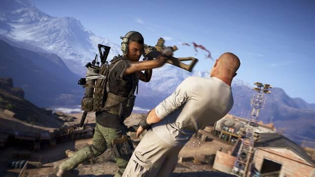 Ghost Recon Wildlands, el juego más vendido la última semana en Reino Unido