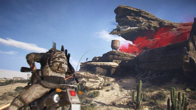 Ghost Recon Wildlands da la bienvenida al modo de juego Mercenaries