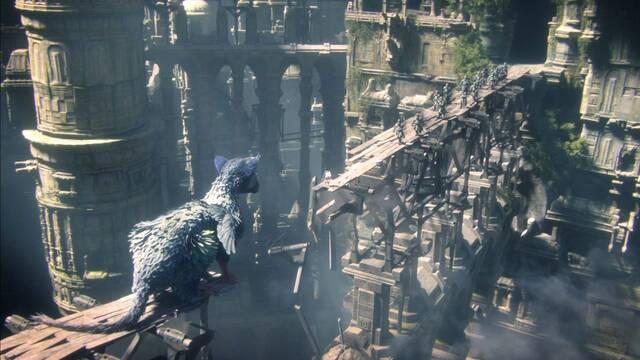 Así es el anuncio de The Last Guardian que se emite en los cines