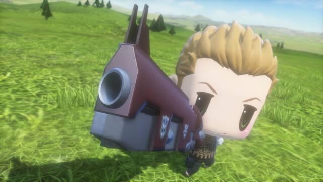World of Final Fantasy se actualiza el 23 de marzo y añade a Balthier