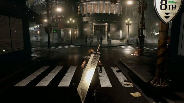Final Fantasy VII Remake está siendo desarrollado con el motor Unreal Engine 4