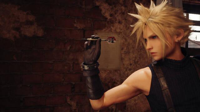 Final Fantasy 7 Remake Nomura