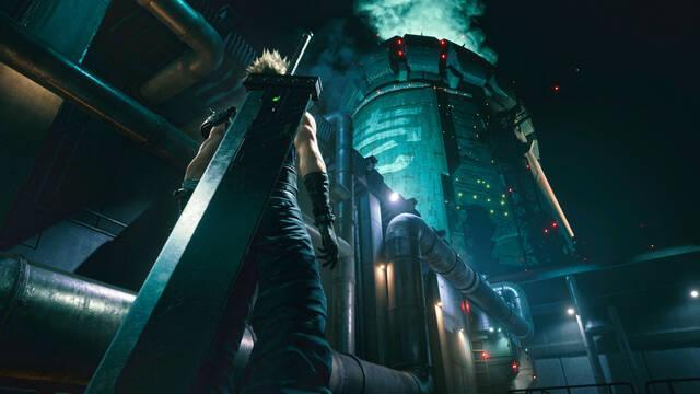 Final Fantasy VII Remake: El productor recalca el tamaño de los dos Blu-Ray