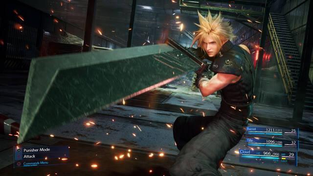 Final Fantasy VII Remake tendrá un nuevo tráiler en el Tokyo Game Show 2019