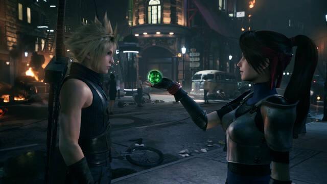 Final Fantasy VII Remake introducirá nuevas materias, aunque perderá otras