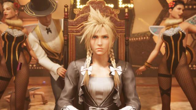 Final Fantasy 7 Remake banda sonora
