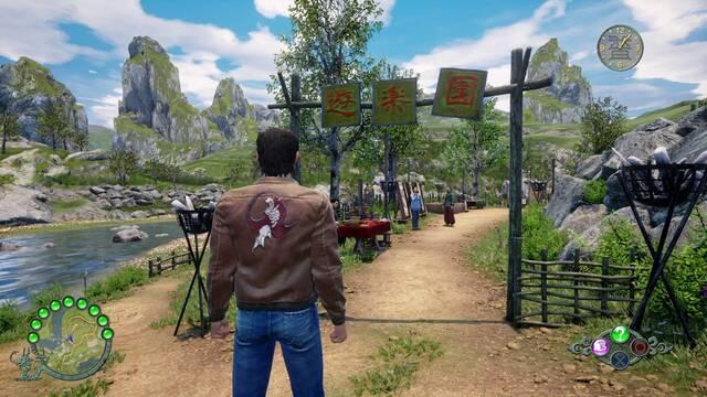 E3 2019: Nuevas imágenes de Shenmue III