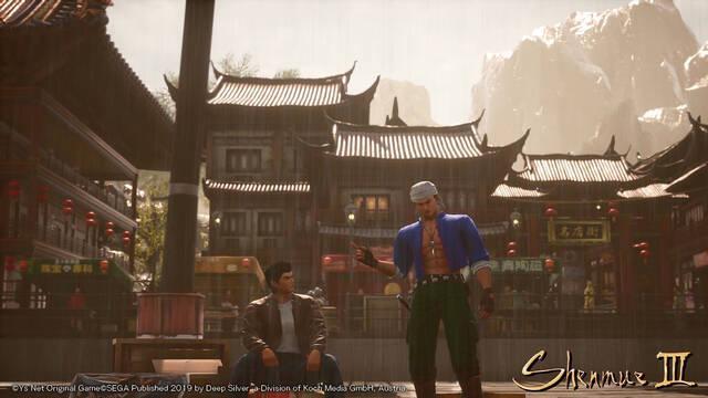 Shenmue III muestra sus vídeos e imágenes del Tokyo Game Show 2019