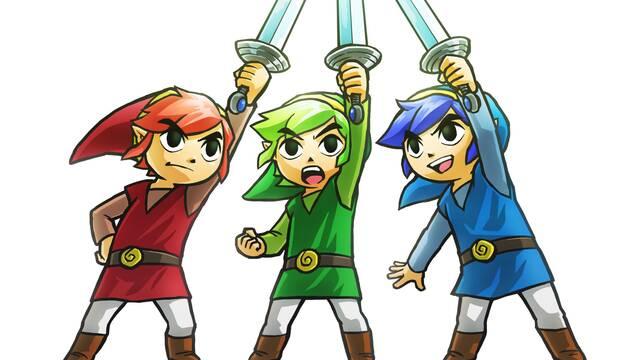 La demo de The Legend of Zelda: Tri Force Heroes ya está disponible para todo el mundo
