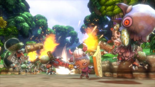 Happy Dungeons llega a PS4 el 12 de septiembre