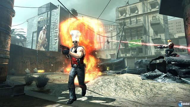 Se anuncia el primer contenido descargable para Duke Nukem Forever