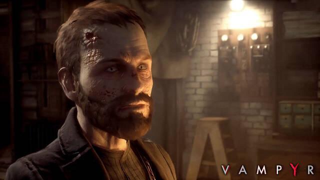 Vampyr nos muestra su nuevo tráiler con extractos de la jugabilidad