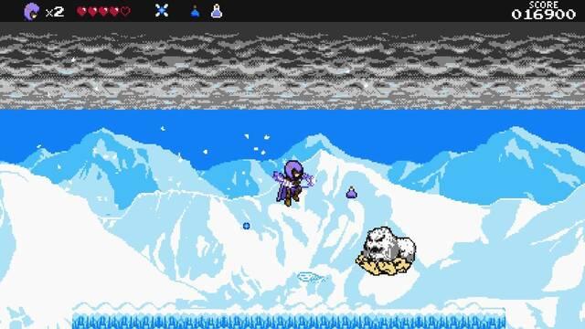 El juego de estilo retro A Hole New World llega a Steam
