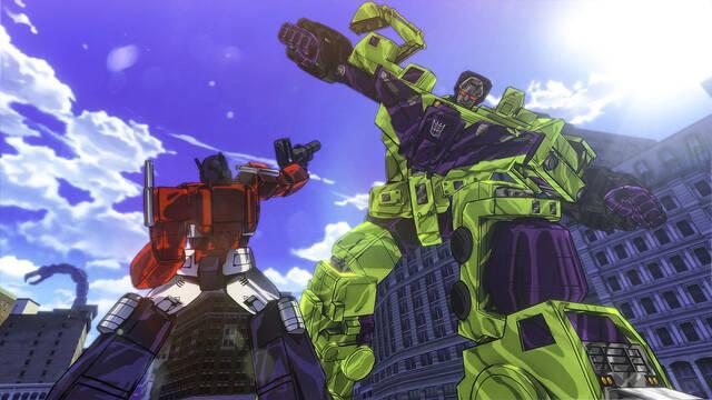 Os mostramos durante 40 minutos la jugabilidad de Transformers: Devastation