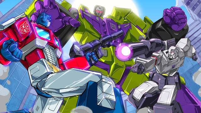 Transformers: Devastation funcionará a 1080p y 60 'frames' en PS4 y Xbox One