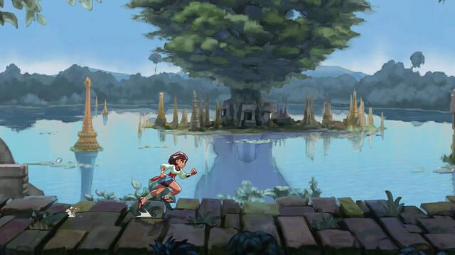 Indivisible muestra su progreso en Anime Expo 2017