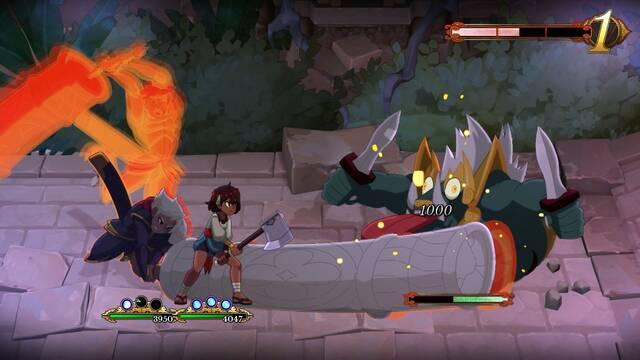 Indivisible se lanza en PC, PS4 y Xbox One el 11 de octubre