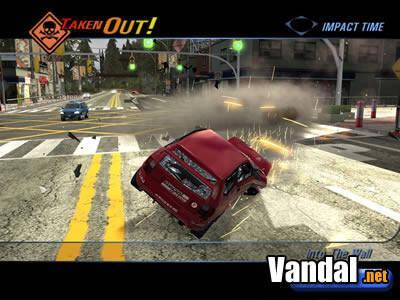 Nuevas imágenes de Burnout 3 Xbox