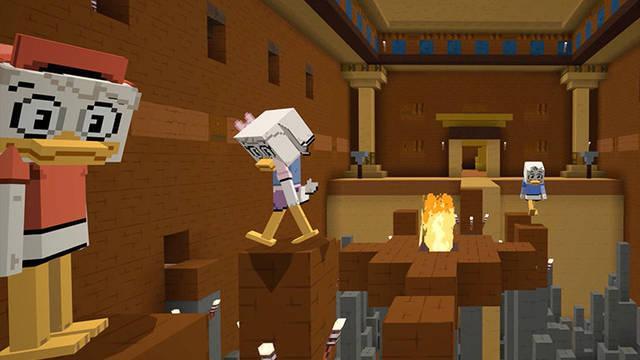 Patoaventuras llega a Minecraft con un mapa que ya está disponible