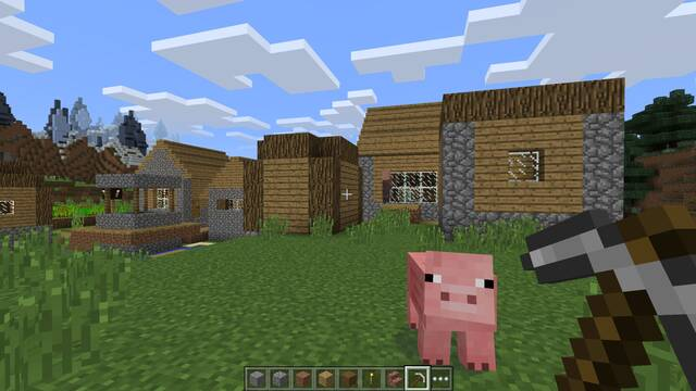 Minecraft: Windows 10 Edition se deja ver en pantallas