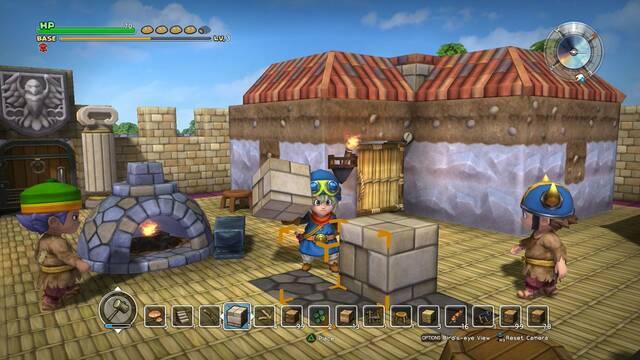 Nuevas imágenes de Dragon Quest Builders