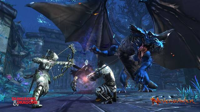 Neverwinter se lanzará en PS4 el 19 de julio