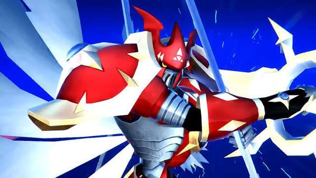 Digimon World: Next Order nos muestra digimon de alto nivel