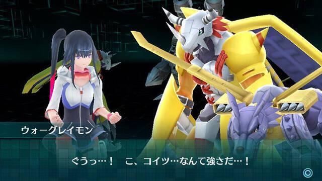 Se muestra casi una hora de Digimon World: Next Order en vídeo