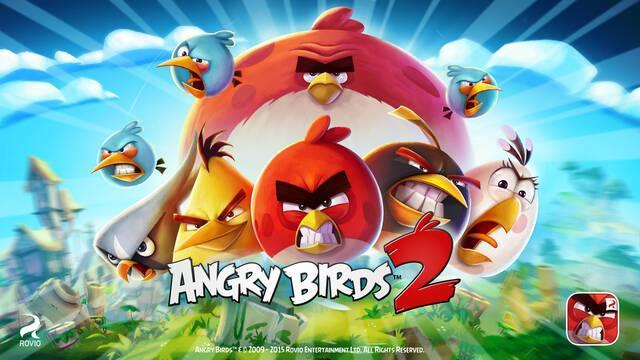 Angry Birds 2 supera los 30 millones de descargas en dos semanas