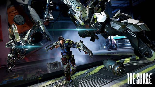 The Surge lanza su demo en PC, PS4 y Xbox One