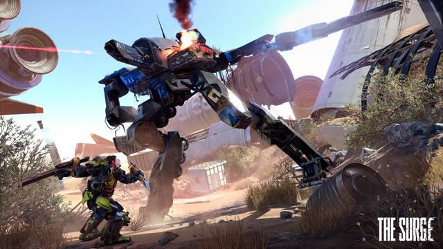 Los responsables de The Surge hablan de PS4 Pro y Scorpio