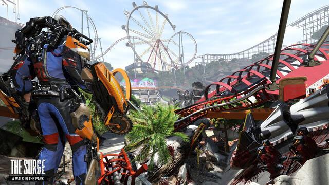 La expansión A Walk in the Park de The Surge se lanza el 5 de diciembre