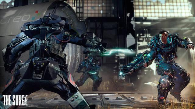 The Surge contará con una demo la semana que viene en PS4, One y PC