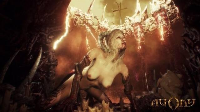 El juego de terror Agony busca financiación en Kickstarter para ampliar su contenido