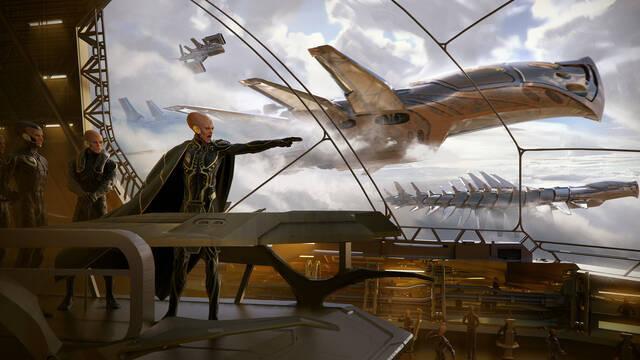 La facción Horatio regresará en Endless Space 2