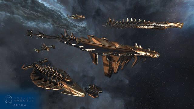 La facción Horatio ya está disponible en Endless Space 2